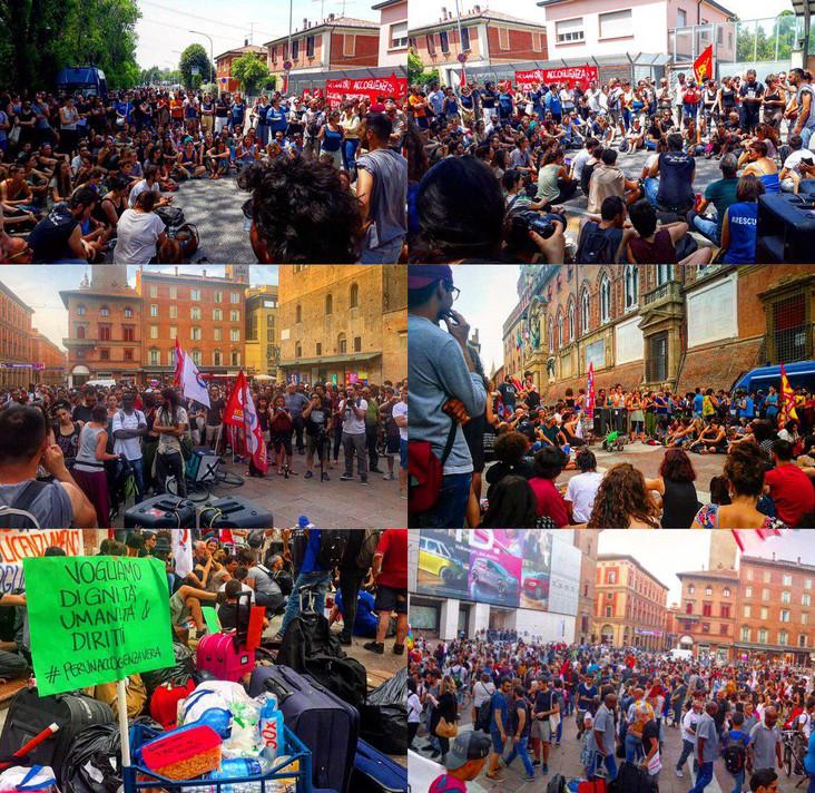 Hub via Mattei: Bologna accoglie, Bologna alza la testa, Bologna vince un'importante battaglia