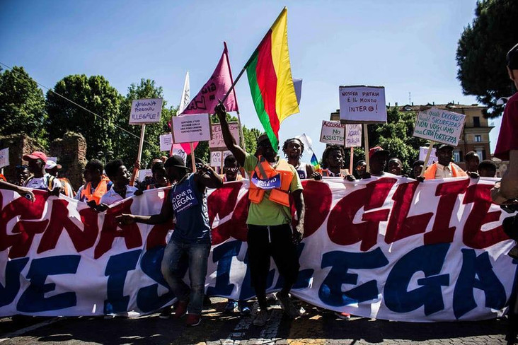 BOLOGNA ACCOGLIE: assemblea verso le mobilitazioni autunnali per l'accoglienza e i diritti.
