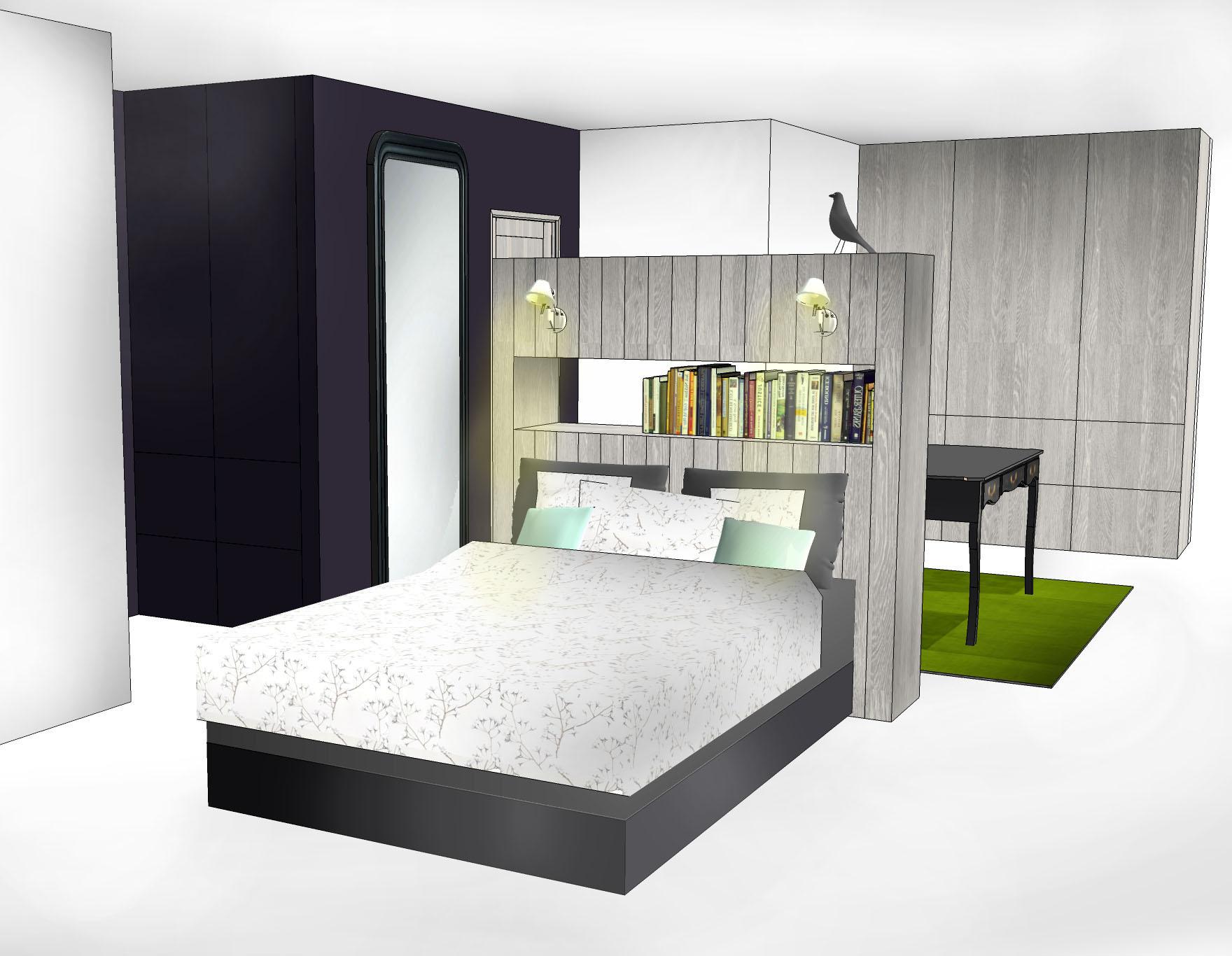 La chambre à coucher idéale