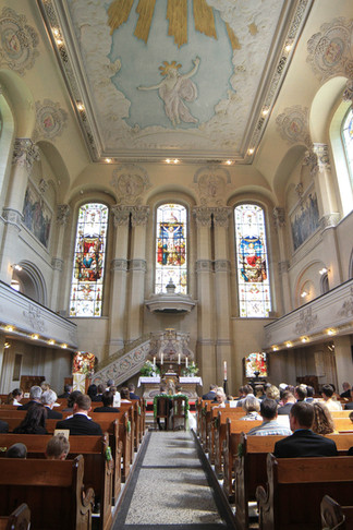Trauung St.Salvator Kirche Gera
