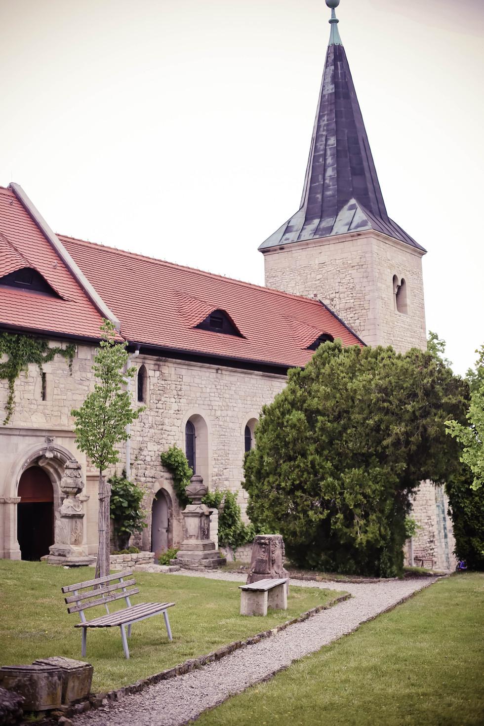 Klosterkirche Zscheiplitz