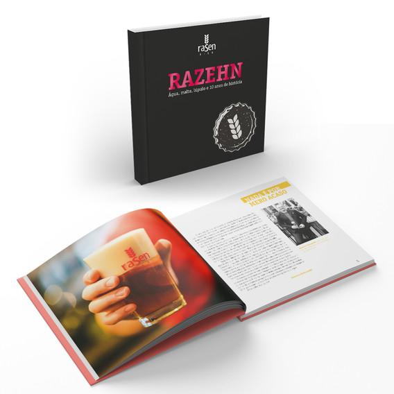 Livro Rasen