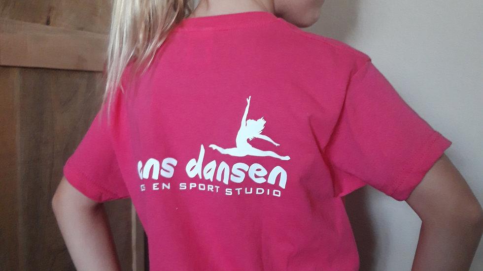 T-shirt dans-dansen