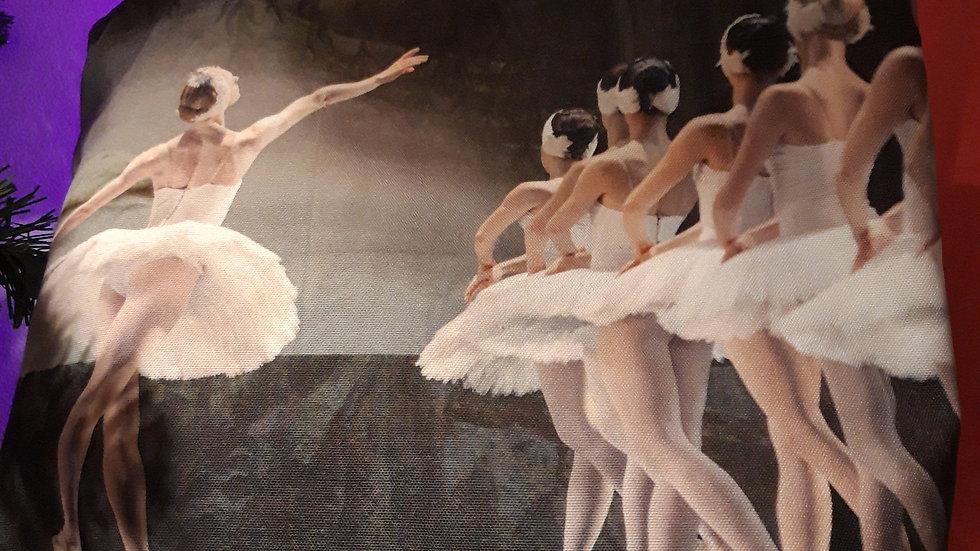 Ballet hangtas met ballerina's