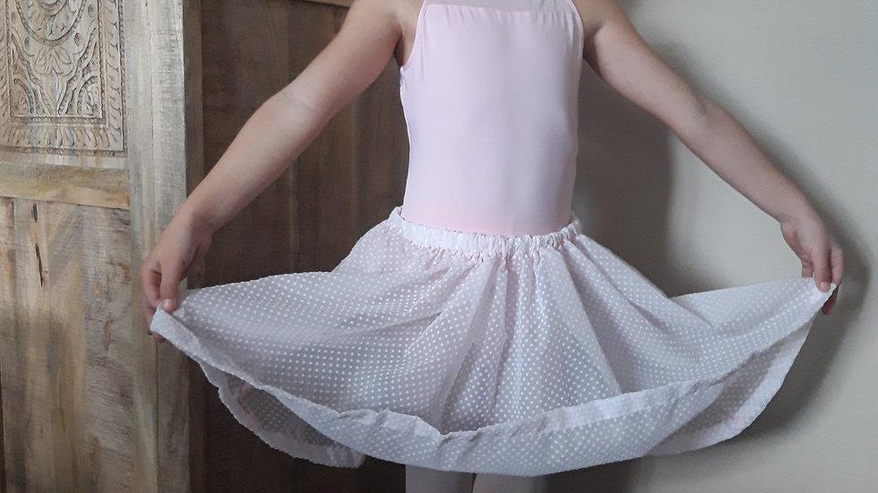 Balletpak mesh double strap