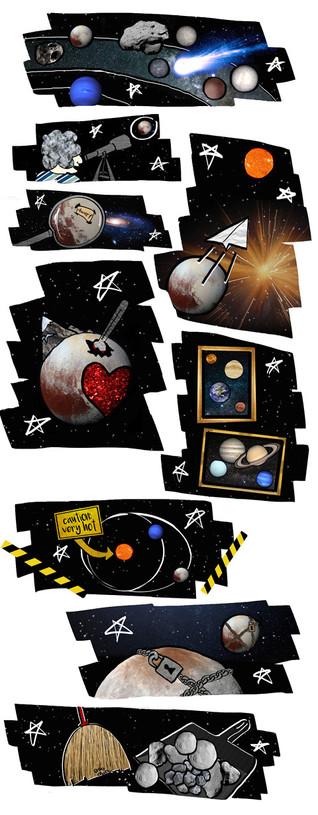 Sincerely, Pluto