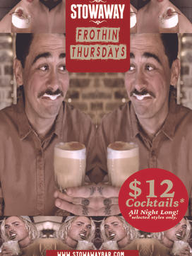 Frothin'Thursdays