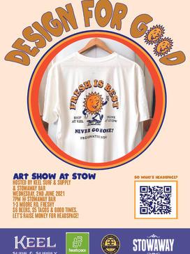 Design For Good Art Show