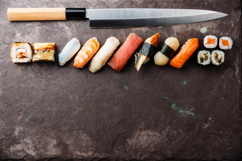 Plateau de sushi