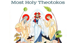 DCE Materials: The Dormition of the  Most Holy Theotokos and Virgin Mary