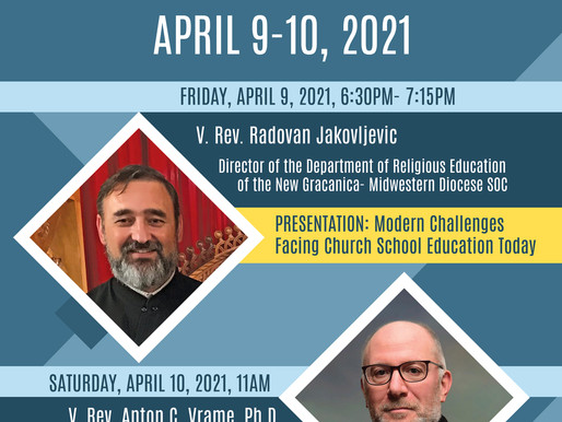 DCE Organizes Teachers Webinar, APRIL 9-10, 2021