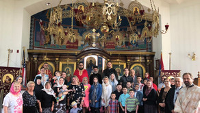 The 3rd Annual Orthodox Family Festival - New Marcha Monastery