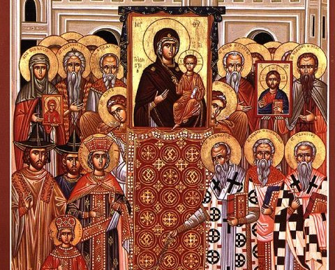 Fr Rodney's Sermon on the Sunday of Orthodoxy