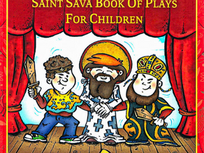St. Sava Book of Plays for Children - Светосавска позоришна књига за децу (12+)