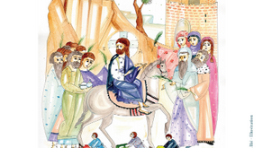 The Sixth Sunday of Great Lent - Palm Sunday