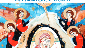 ORTHODOX EDUCATIONAL MAGAZINE - CHRIST'S BIRTH: GIFT FROM HEAVEN TO EARTH