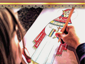 Serbian Saints Orthodox Coloring Book - Свети Срби Бојанка Православна