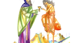 The Fifth Sunday of Great Lent: EDU Materials for Children
