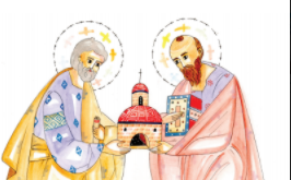 DCE Materials: The Feast of the Holy Apostles Peter and Paul