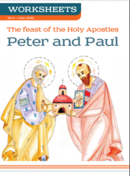 The Feast of the Holy Apostles Peter and Paul