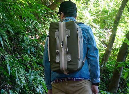 荒野醫生 矩形旅袋 場勘測拍
