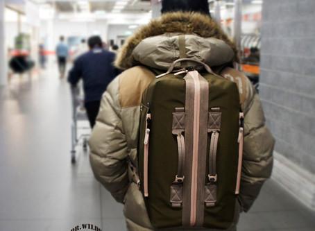 荒野醫生 矩形旅袋 今日採買