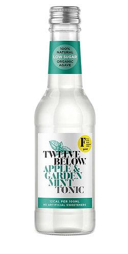 TwelveBelow Apple and Garden Mint Tonic 12 x 500ml