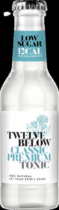 Bottle of TwelveBelow Classic Premium Tonic