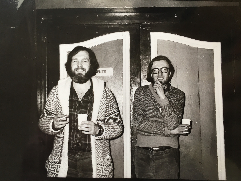 Geoff Andrew & Peter Howden.