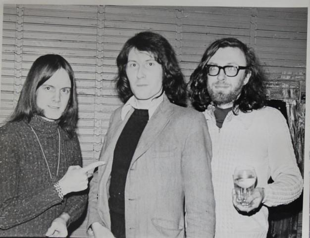 Rod ?, Dave Hucker, Peter Howden