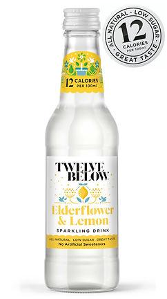 Elderflower & Lemon