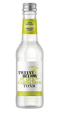 TwelveBelow Pear & Cardamom Tonic 12 x 500ml