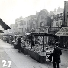 Portobello Road 1958.
