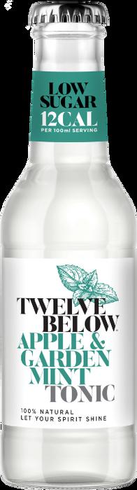 Bottle of TwelveBelow Apple & Garden Mint Tonic