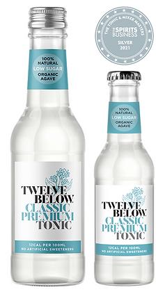 Twelve Below Classic Premium tonic
