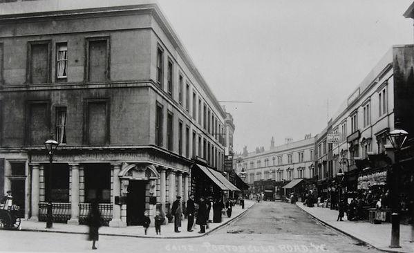 Midland and City Bank, Portobello Road.