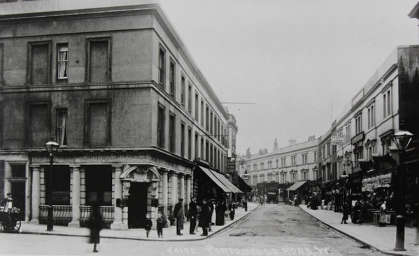 Midland and City Bank, Portobello Road.