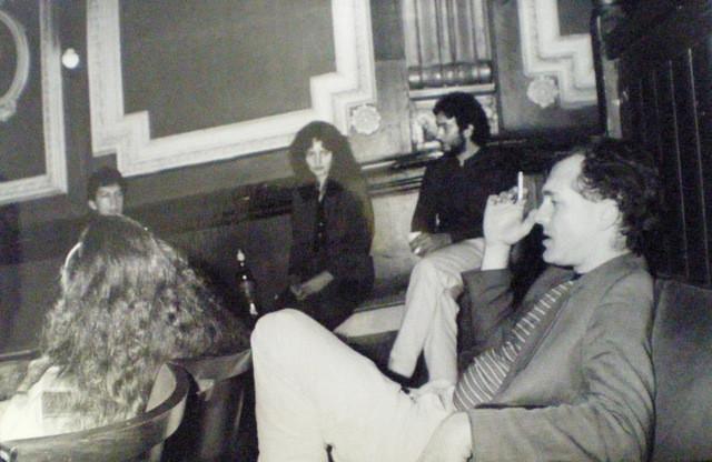 Sue Bailey, Georges Meisner, Geoff Andrew, + unknowns.