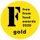 Free From Food Gold Award