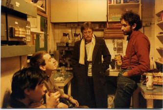 Alvin Leong, Wally Hammond, Jim Nelson, Georges Meisner