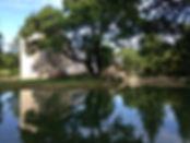 Moulin, Eau, Pêche, Piscine