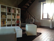 Bibliothèque Chambre d'hote