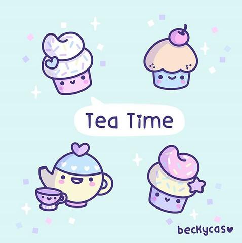 Tea time Ico