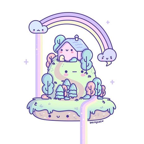 Rainbow Hil