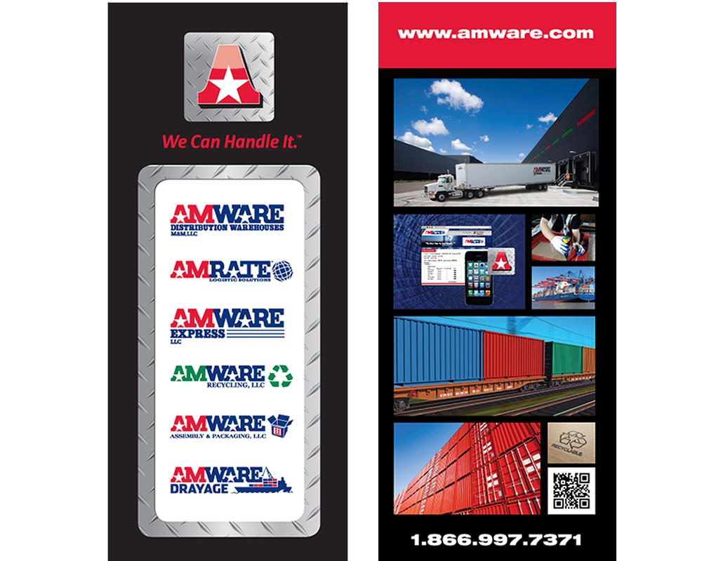 Amware Tradeshow Booth