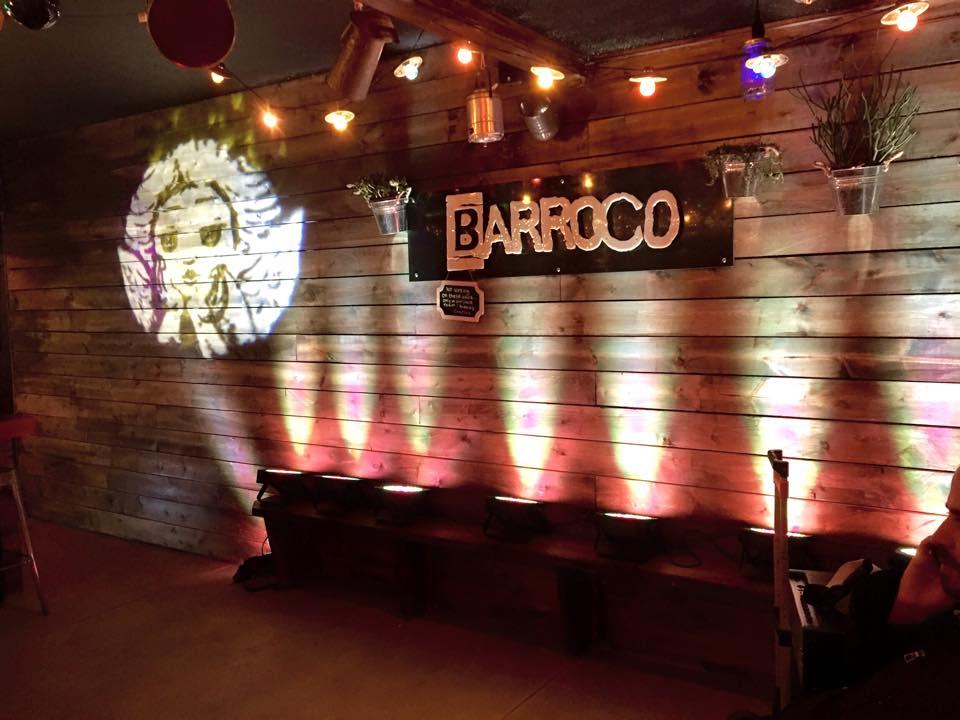 Barroco entrance
