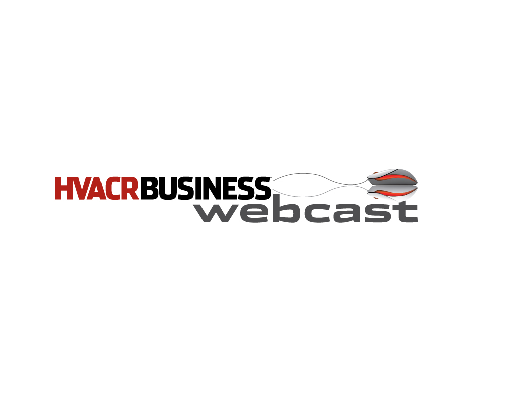 HVACR BUSINESS webcast