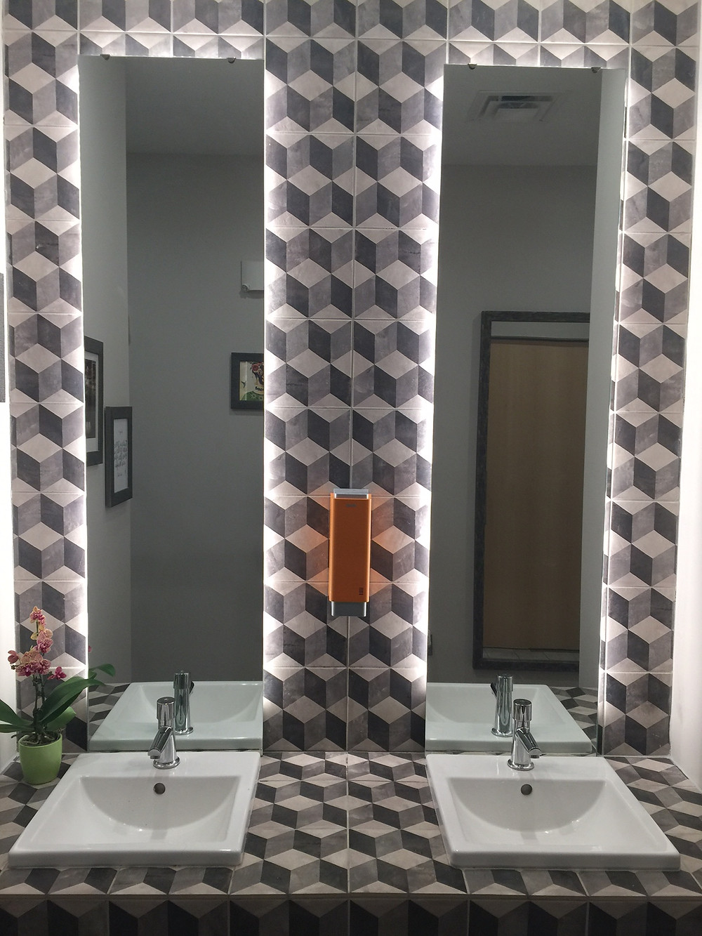 Tile is the New Wall Covering