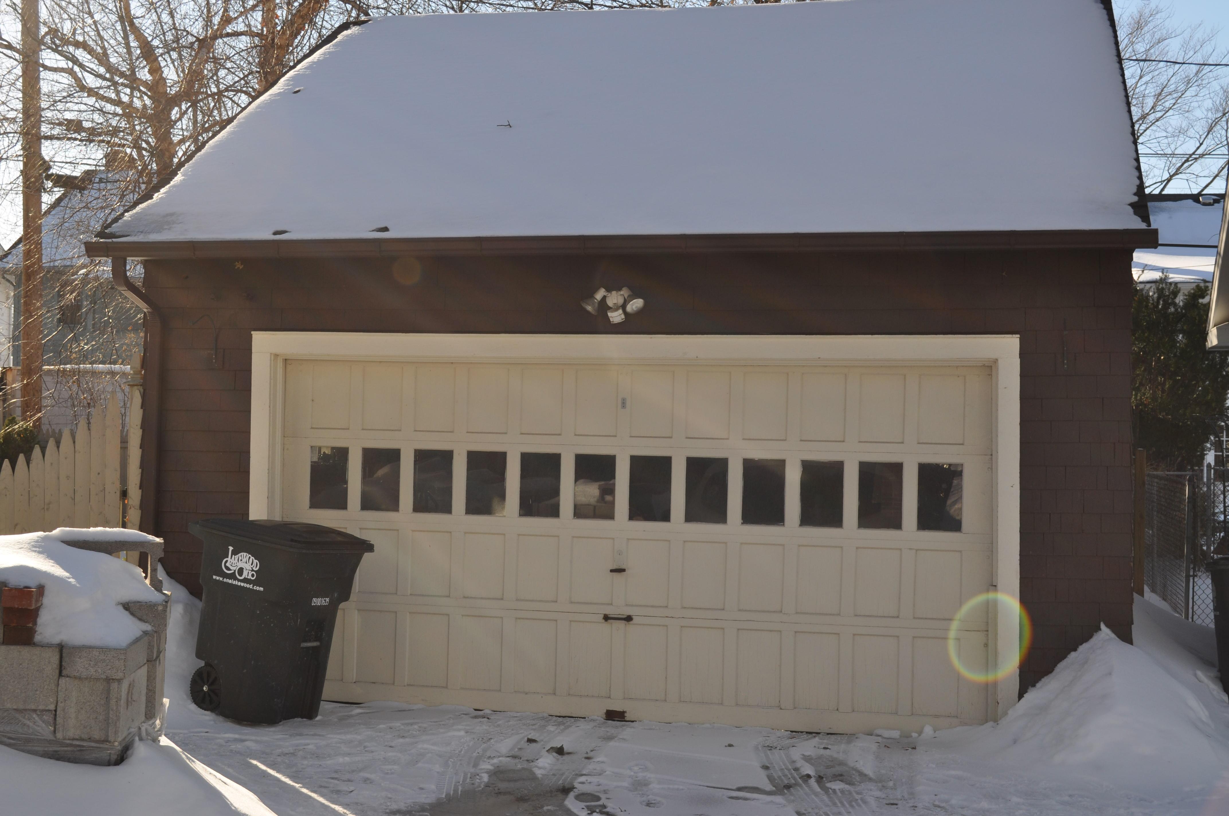 SeaCaptain-Garage Before