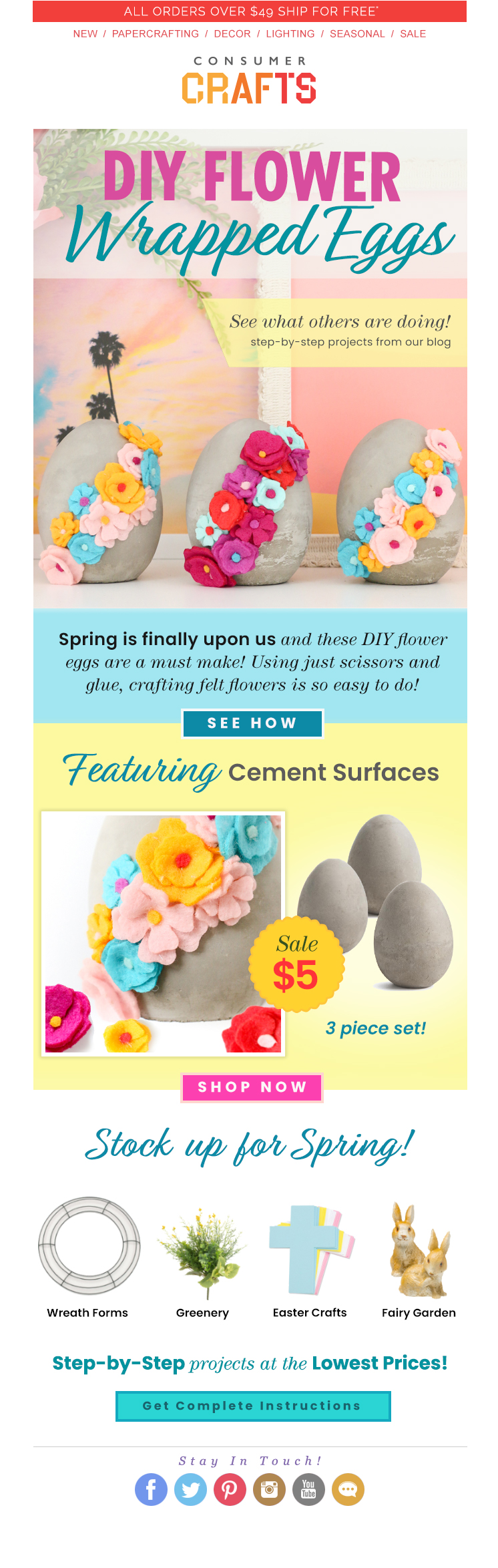 03.25.20 Spring Project Feature